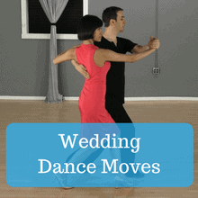 How to dance at a wedding moves