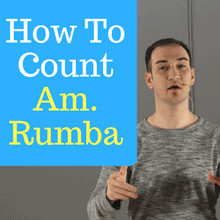 How to count Rumba