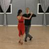 Samba rhythm bounce