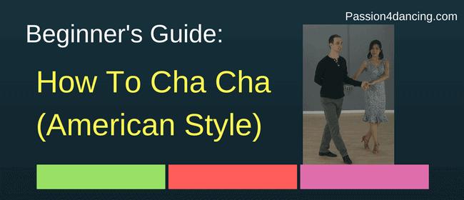 Cha Cha Dance Lesson Archives