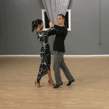 Paso Doble basic movement
