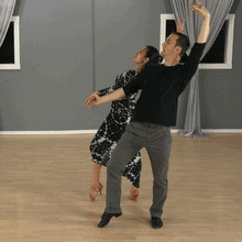 Paso Doble Flamenco taps 2