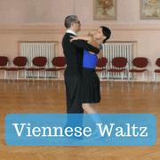 Viennese Waltz dancing