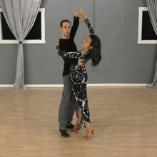 Twists Paso doble