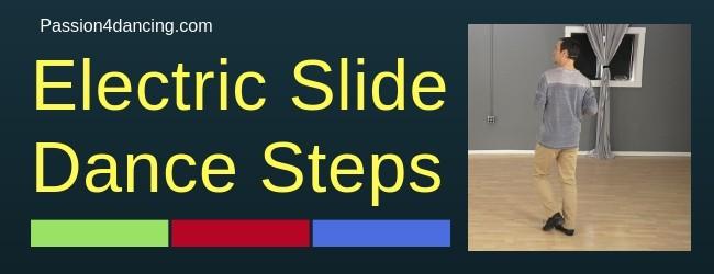 Electric slide dance