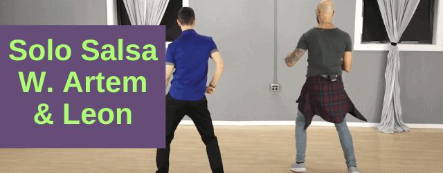 Solo Salsa Practice Live