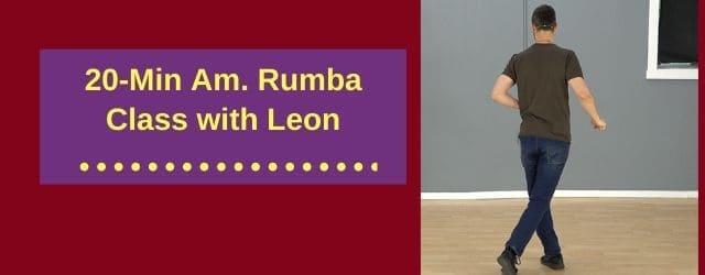 Am. Rumba Class